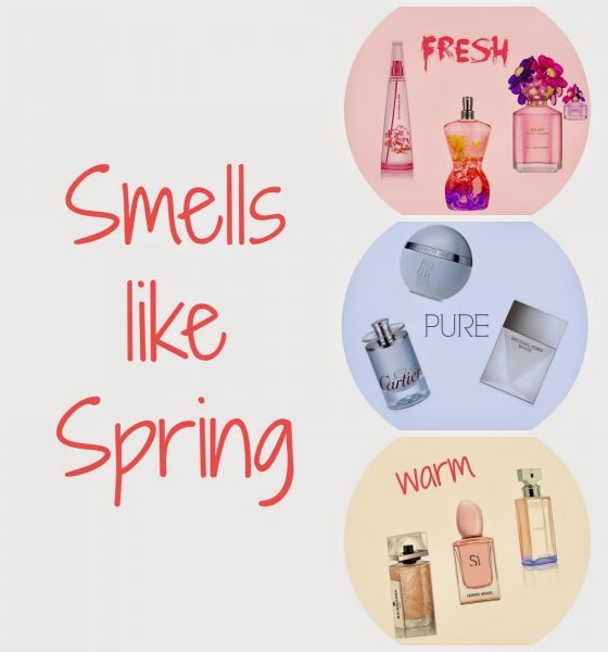 Coming soon: Parfum-Frühling 2015