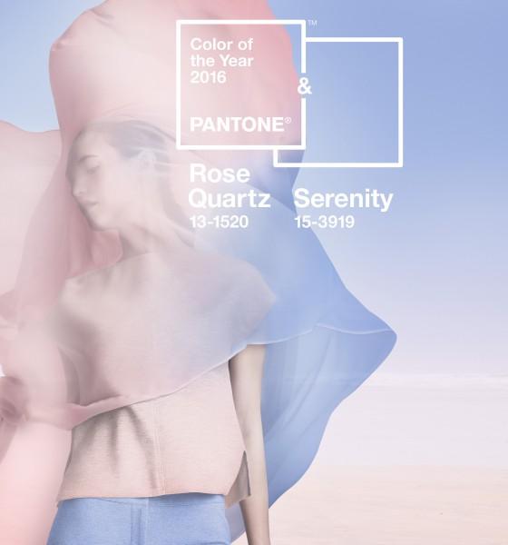 Pantone Farben des Jahres 2016