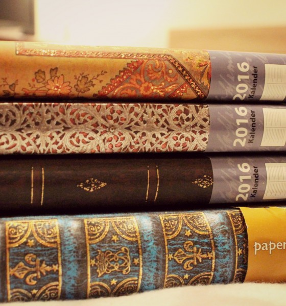 New Year – New PAPERBLANKS