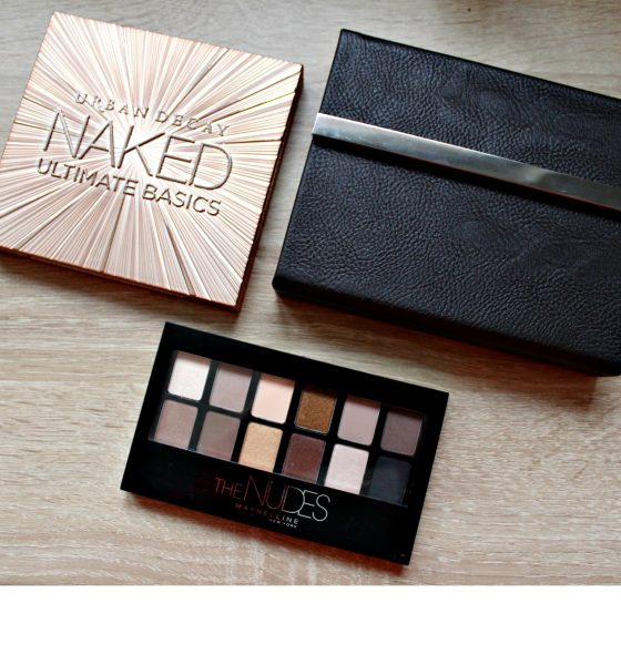 CHInspire Best Nude Eyeshadow Palettes of 2016