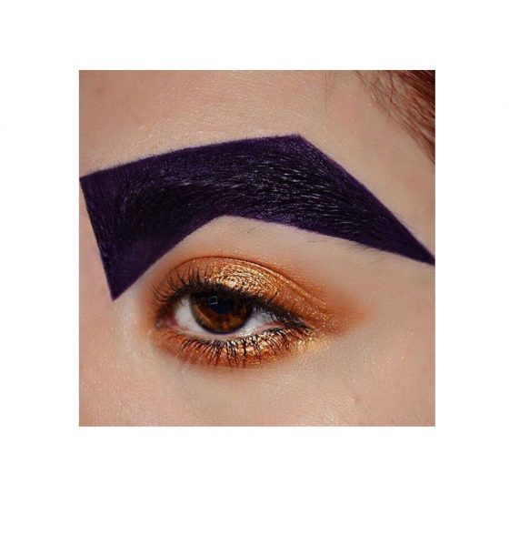 How to get big bold brows like Dua Lipa?